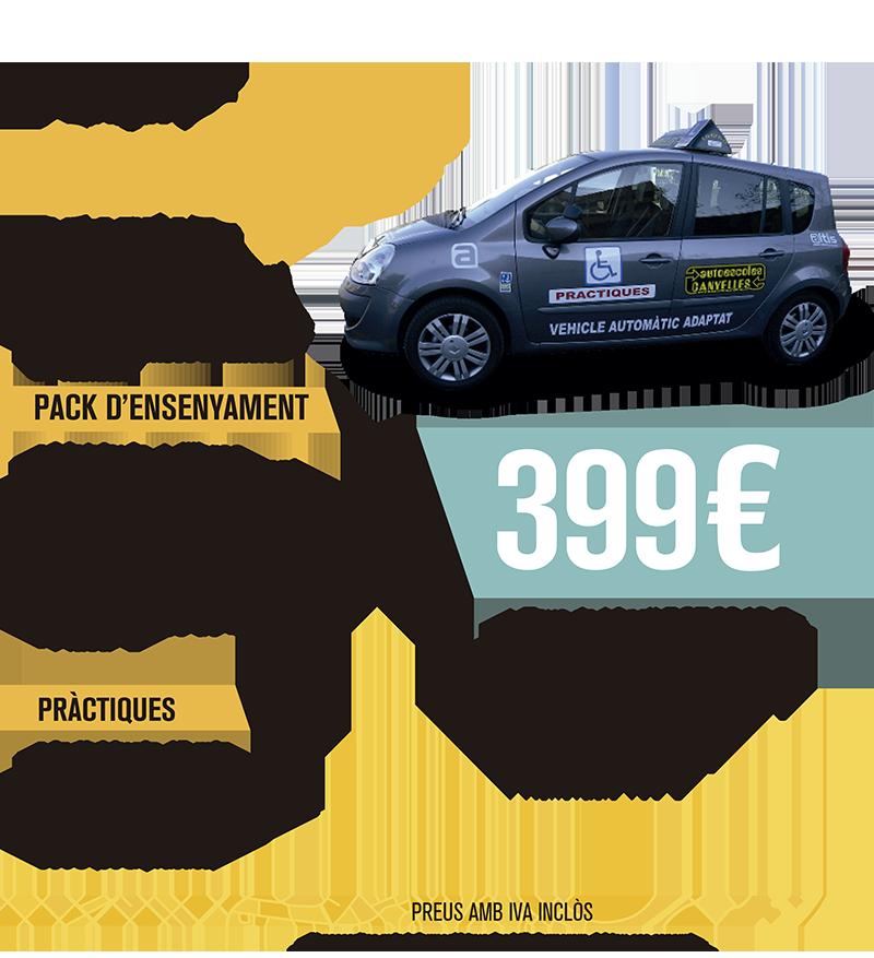 COTXE - CLASSE B ADAPTAT