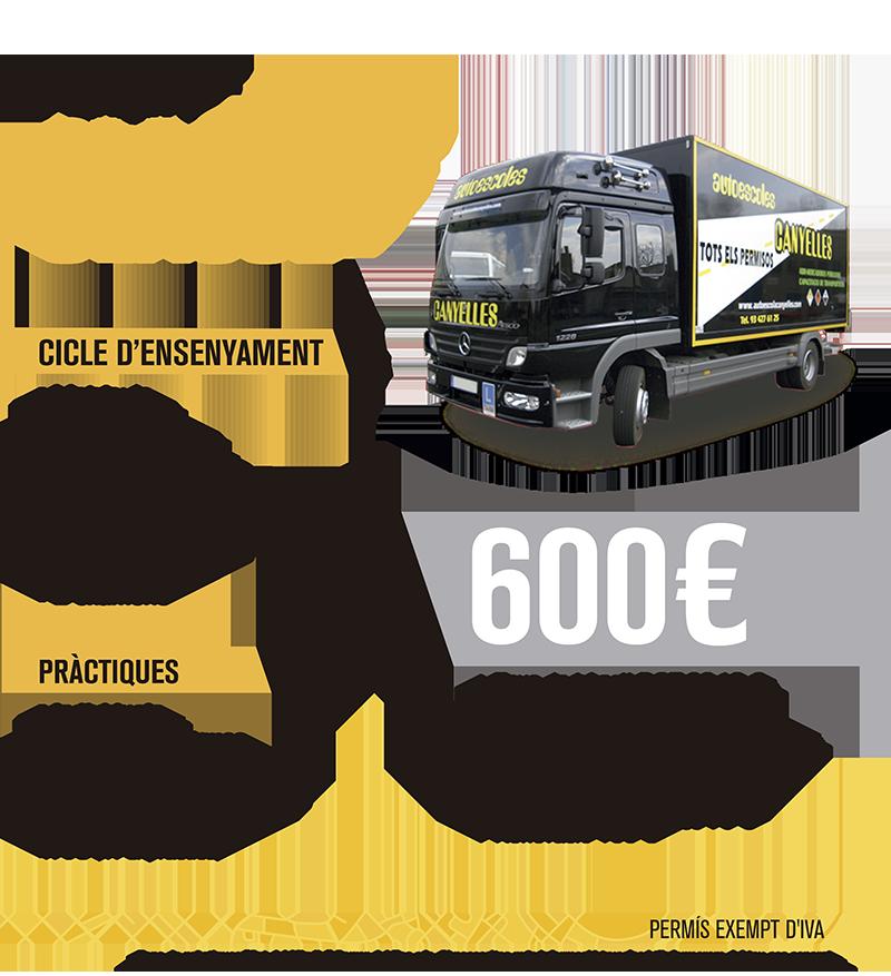CAMIÓ - CLASSE C