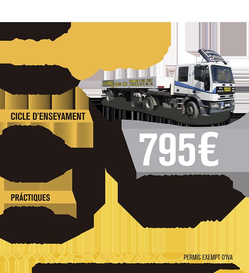 CAMIÓ - CLASSE C+E